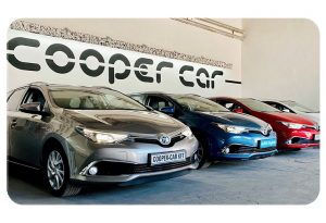 Cooper Car autók