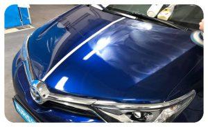 Cooper Car prémium polírozás és waxolás