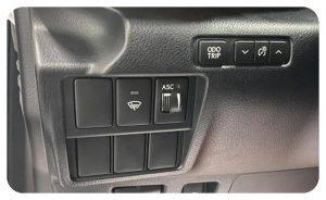 Toyota komfort beállítások